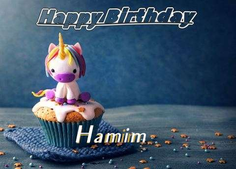 Happy Birthday Hamim