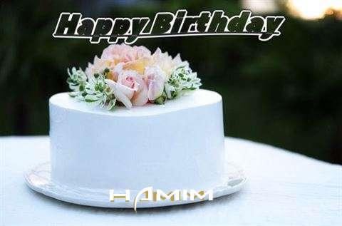 Hamim Birthday Celebration