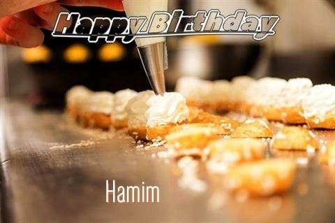 Wish Hamim