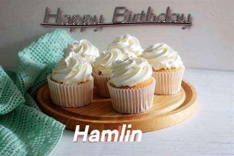 Happy Birthday Hamlin