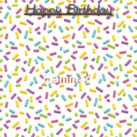 Happy Birthday Wishes for Hammad