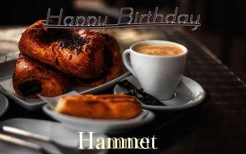 Happy Birthday Hamnet Cake Image