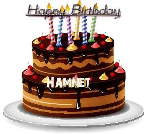 Happy Birthday to You Hamnet