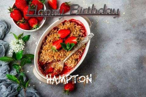 Birthday Images for Hampton