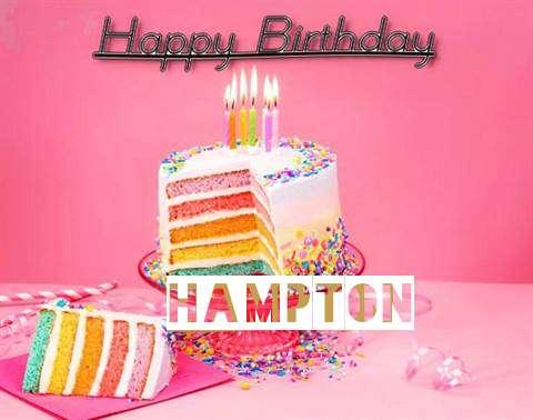 Hampton Birthday Celebration