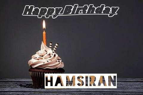 Wish Hamsiran