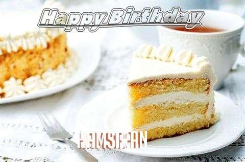 Hamsiran Cakes