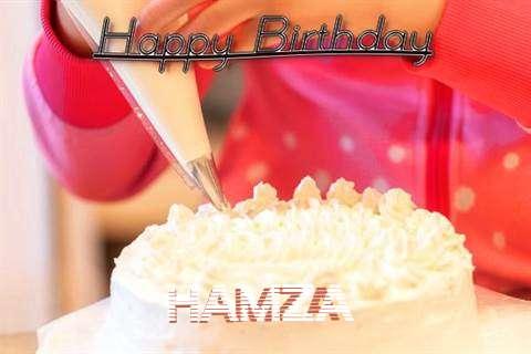 Birthday Images for Hamza