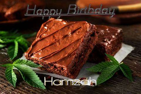 Happy Birthday Hamzah