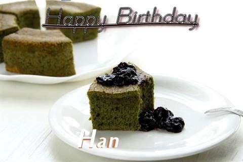 Han Cakes