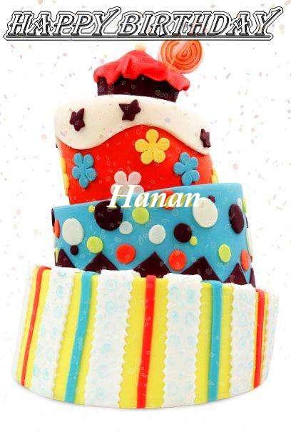 Birthday Images for Hanan