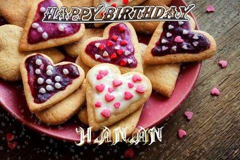 Hanan Birthday Celebration