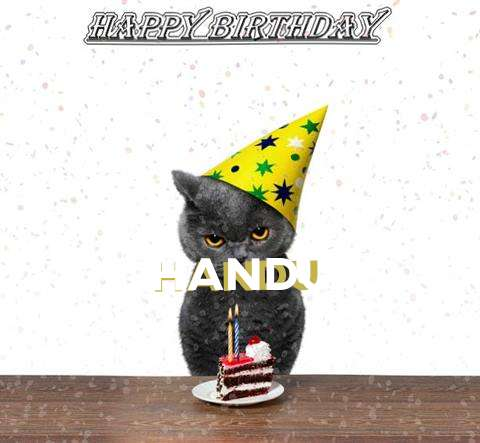 Birthday Images for Handu