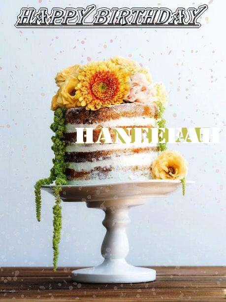 Haneefah Cakes