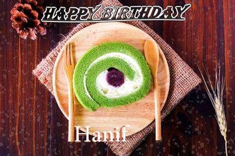 Wish Hanif