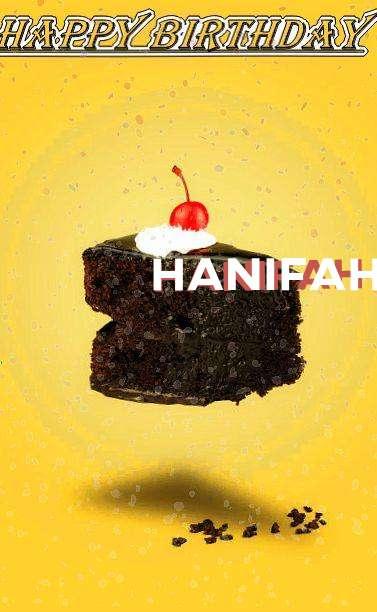 Happy Birthday Hanifah