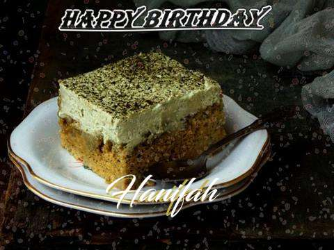 Hanifah Birthday Celebration