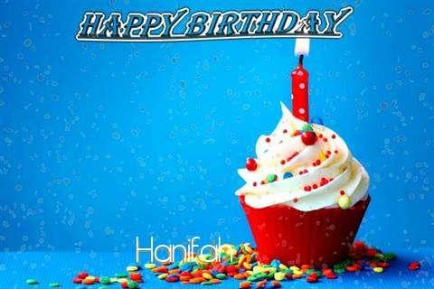 Happy Birthday Wishes for Hanifah