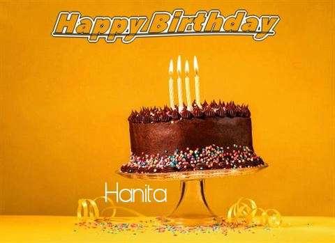 Happy Birthday Hanita