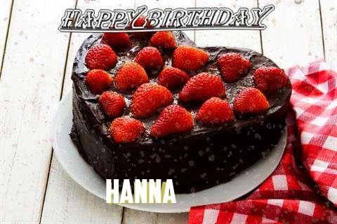 Hanna Birthday Celebration