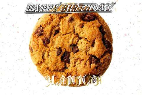 Hannah Birthday Celebration