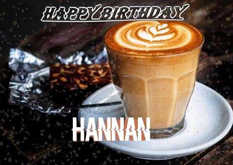 Happy Birthday to You Hannan