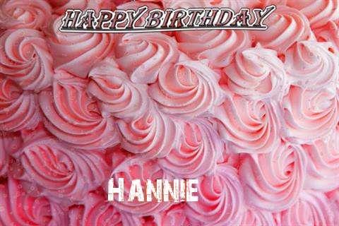 Hannie Birthday Celebration
