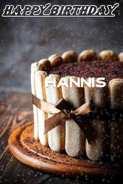 Hannis Birthday Celebration