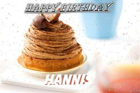 Wish Hannis