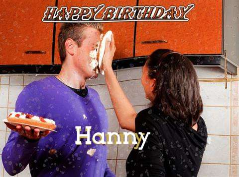 Happy Birthday to You Hanny