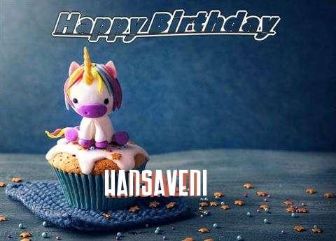 Happy Birthday Hansaveni