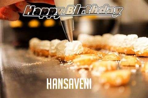 Wish Hansaveni