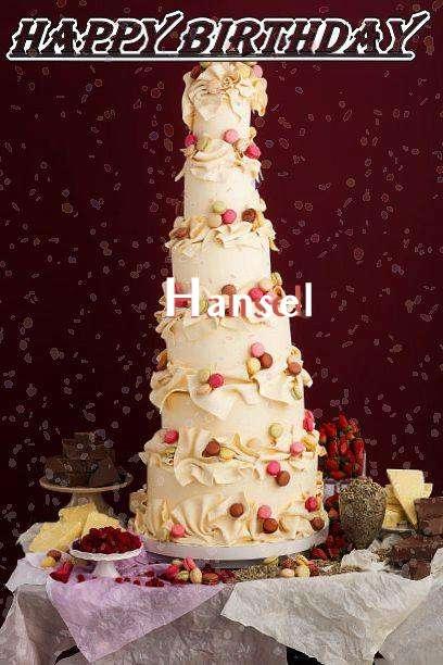 Happy Birthday Hansel