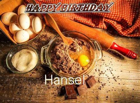 Wish Hansel