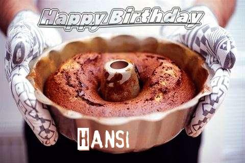 Wish Hansi