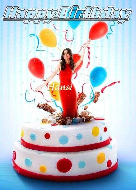 Hansi Cakes