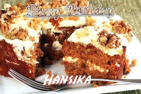 Hansika Cakes
