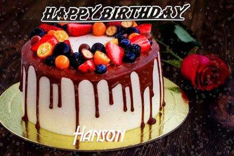 Wish Hanson