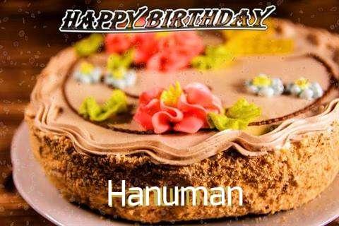 Birthday Images for Hanuman