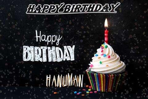 Happy Birthday to You Hanuman