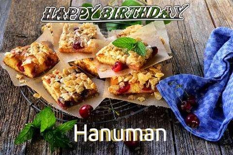 Happy Birthday Cake for Hanuman