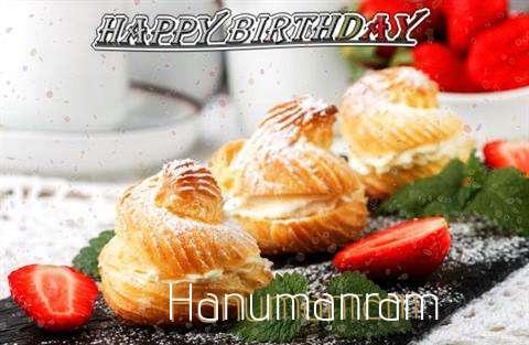 Happy Birthday Hanumanram Cake Image