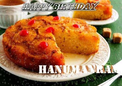 Birthday Images for Hanumanram