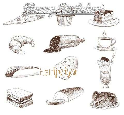 Happy Birthday Cake for Haripriya