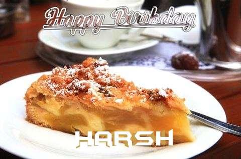 Happy Birthday Harsh