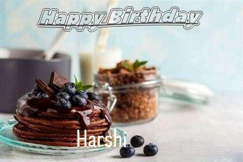 Happy Birthday Harshi