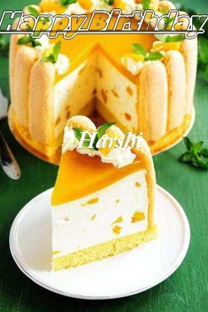 Happy Birthday Wishes for Harshi
