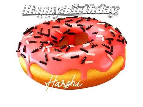 Happy Birthday to You Harshi