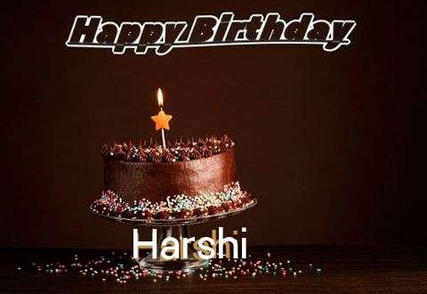 Happy Birthday Cake for Harshi
