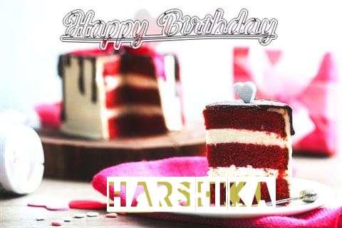 Happy Birthday Wishes for Harshika